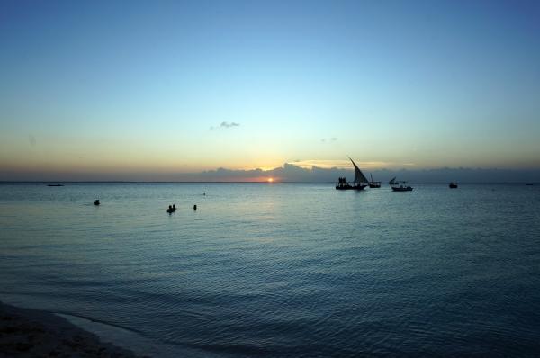 Kendwa Sunset