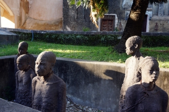 Slave Market in Stone Town