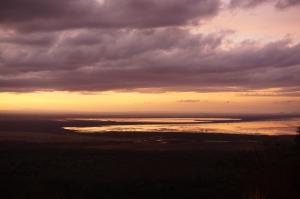 sunset-lake-manyara