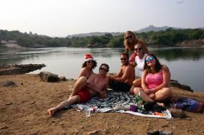 The Lake on Christmas Day
