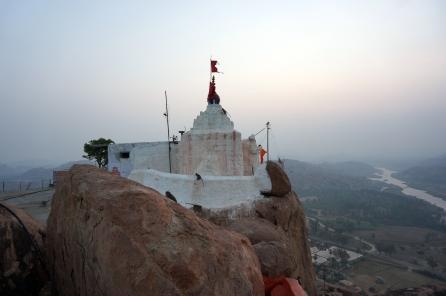 Hanuman Temple - Christmas Day