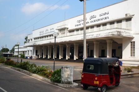 Anuradhapura Railway Station