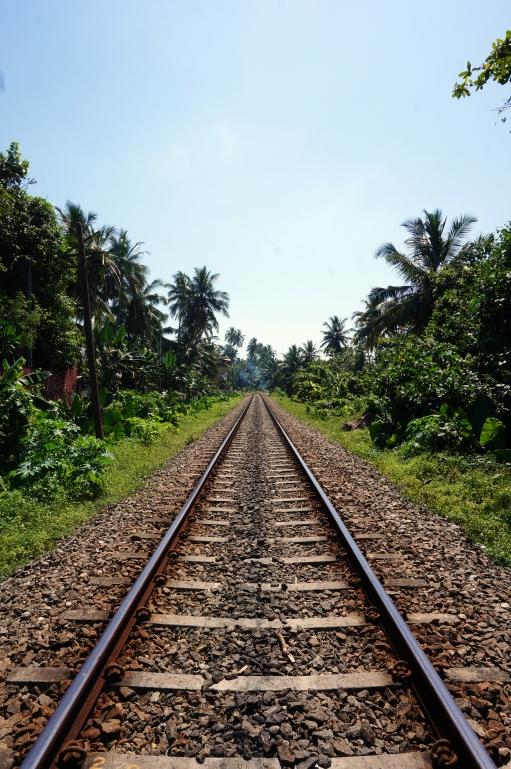 Hikkaduwa Railway Line