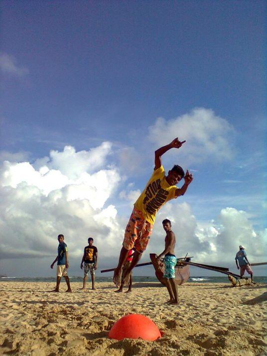 Local Beach Fun
