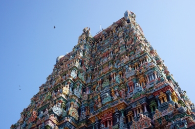 The Sri Meenakshi Amman Temple