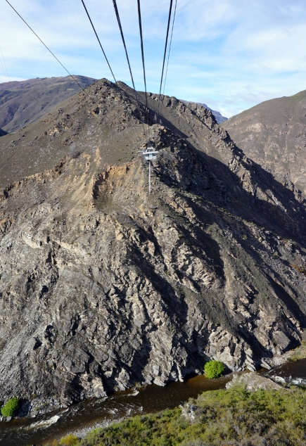 The Nevis Bungy...