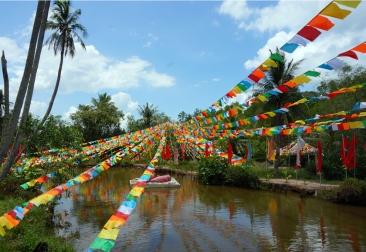 Pulau Ubin Turtle Temple